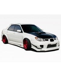 VIS Racing 2006-2007 Subaru Wrx 4Dr VTX Full Kit