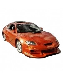 VIS Racing 2000-2005 Mitsubishi Eclipse 2Dr Invader 2 Full Kit