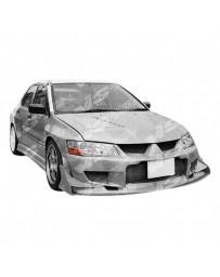 VIS Racing Carbon Fiber Hood GTC Style for Mitsubishi EVO 9 4DR 06-07