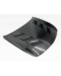 VIS Racing Carbon Fiber Hood AMS Style for Infiniti G37 4DR 09-13