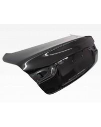 VIS Racing Carbon Fiber Trunk OEM Style for Infiniti Q50 4DR 14-16