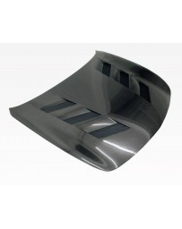VIS Racing Carbon Fiber Hood AMS Style for Infiniti G35 4DR 07-08