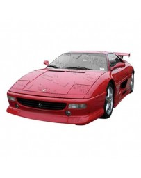 VIS Racing 1994-1999 Ferrari F355 Matrix Design Side Skirts