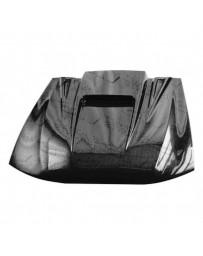 VIS Racing Carbon Fiber Hood ZD Style for Pontiac G5 2DR & 4DR 07-09