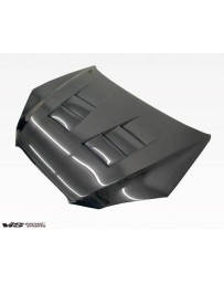 VIS Racing Carbon Fiber Hood Terminator Style for Hyundai Genesis 2DR 2009-2012