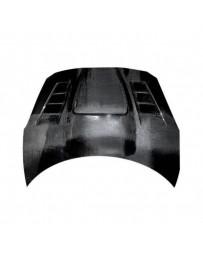 VIS Racing Carbon Fiber Hood Zyclone Style for Toyota Celica 2DR & Hatchback 00-05