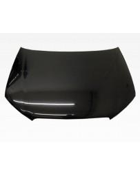 VIS Racing Carbon Fiber Hood OEM Style for AUDI A3 4DR 2008-2013