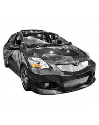 VIS Racing 2007-2011 Toyota Yaris 4Dr Vip Full Kit