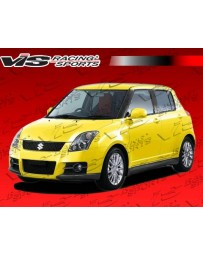 VIS Racing 2005-2008 Suzuki Swift 4Dr D Speed Full Kit