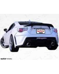 VIS Racing 2013-2015 Scion FRS 2dr Alfa Rear Bumper