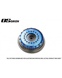 OS Giken HTR Single Plate Clutch for Toyota FA20A GT86 - Clutch Kit