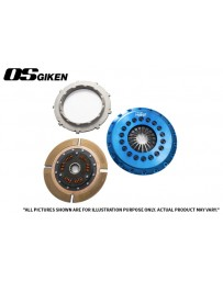 OS Giken HTR Single Plate Clutch for Toyota FA20A GT86 - Overhaul Kit B