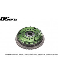 OS Giken GTS Twin Plate Clutch for Toyota MA70 Supra - Clutch Kit