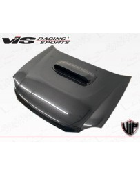 VIS Racing Carbon Fiber Hood STI Style for Subaru WRX 4DR 02-03
