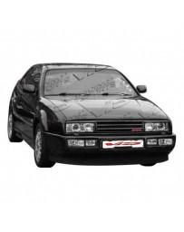 VIS Racing 1990-1994 Volkswagen Corrado 2Dr Oem Style Carbon Fiber Hood