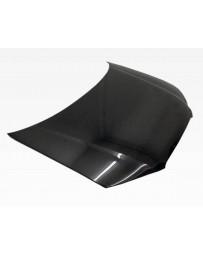 VIS Racing Carbon Fiber Hood OEM Style for AUDI A3 4DR 06-08