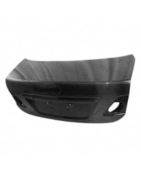 VIS Racing Carbon Fiber Trunk OEM Style for Toyota Corolla 4DR 09-10