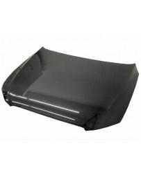 VIS Racing Carbon Fiber Hood OEM Style for AUDI Q5 4DR 2008-2012