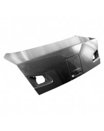 VIS Racing Carbon Fiber Trunk OEM Style for Infiniti G 35 4DR 03-06