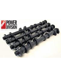 350z GSC Power Division Gen 1 T2 Camshafts 274/274 Billet