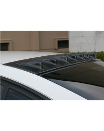 ChargeSpeed Bottom Line Carbon Roof Fin (Japanese CFRP) BMW E90 3-Series 05-08