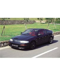 ChargeSpeed Front Spoiler (Japanese FRP) Honda CRX EF8 HB 90-91