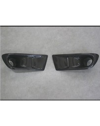 ChargeSpeed Carbon Brake Ducts (Japanese CFRP) Pair Lexus IS300 00-05