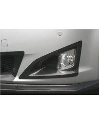 ChargeSpeed Bottom Line Front Bumper Side Cowl FRP (Japanese FRP) Pair Lexus IS250/IS350 09-10
