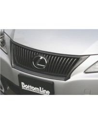 ChargeSpeed Bottom Line Front Grill Cowl FRP (Japanese FRP) IS250/ IS350 09-12