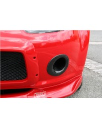 ChargeSpeed Brake Ducts Carbon (Japanese CFRP) Mazda Miata 06-10