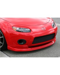 ChargeSpeed Front Spoiler (Japanese FRP) Mazda Miata 06-10