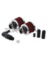 350z HR EPS Tuning Open Breather Conversion Kit