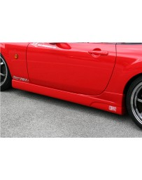 ChargeSpeed Side Skirts Carbon (Japanese CFRP) Mazda Miata 06-10