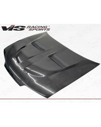 VIS Racing Carbon Fiber Hood Xtreme GT Style for Acura Integra 2DR & 4DR 90-93