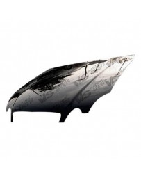 VIS Racing Carbon Fiber Hood OEM Style for Lexus GS300/400 4DR 98-05