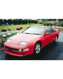 ChargeSpeed Front Lip (Japanese FRP) Nissan 300ZX Turbo 90-96