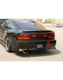 ChargeSpeed Wide Body Full Kit. (Japanese FRP) 8 Pieces Nissan 240SX Flip Light Coupe/ Onevia Convertible 89-94