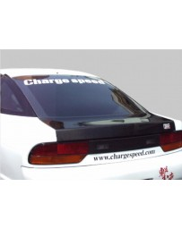 ChargeSpeed Acrylic Rear Glass (Japanese Acrylic) Nissan 240SX RPS-13 89-94