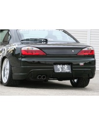 ChargeSpeed Rear Bumper (Japanese FRP) Nissan Silvia S15 99-05