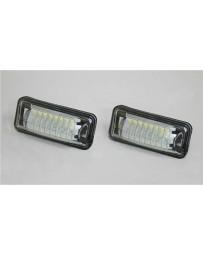 ChargeSpeed Subaru Universal LED Rear License Plate Light. Subaru BR-Z ZC-6 13-16