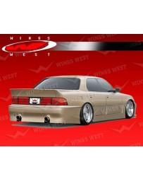 VIS Racing 1990-1994 Lexus Ls 400 4Dr Jpc Rear Bumper