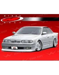 VIS Racing 1990-1993 Infiniti Q45 4Dr Jpc Front Bumper