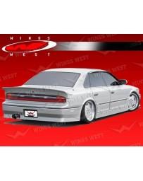 VIS Racing 1990-1993 Infiniti Q45 4Dr Jpc Rear Bumper