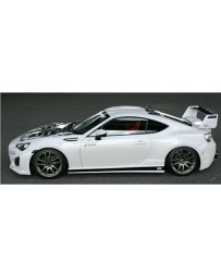 ChargeSpeed Type-1 Full Bumper Kit (Japanese FRP) Subaru BRZ / Scion FR-S / FT-86 13-18