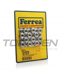 350z DE Ferrea Titanium Valve Retainers - Dual Spring