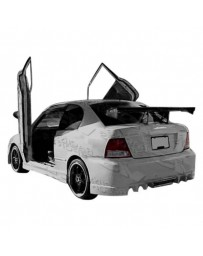 VIS Racing 2000-2002 Hyundai Accent 2dr Evo 5 Full Kit