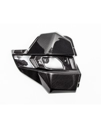 Agency Power Carbon Fiber Side Engine Cover Can-Am Maverick X3
