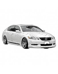 VIS Racing 2006-2007 Lexus Gs 300/430 4Dr Wings Full Lip Kit
