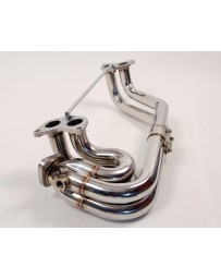 Agency Power Stainless Steel Header Subaru WRX 02-14 STI 02-16