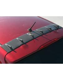 ChargeSpeed Roof Fin Carbon (Japanese CFRP) Subaru Impreza GP 4 Doors Sedan 12-15